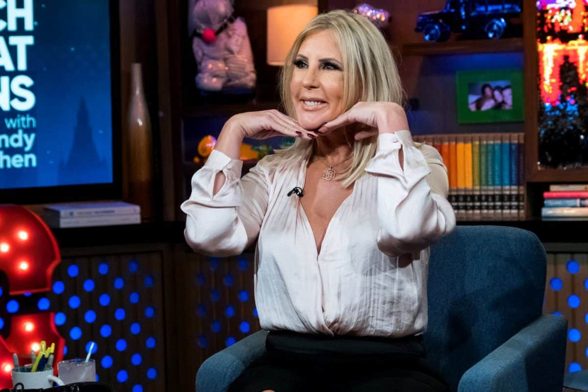 Vicki Gunvalson Agrees to Pay Cut and 'Friend' Role In Order to Return to RHOC