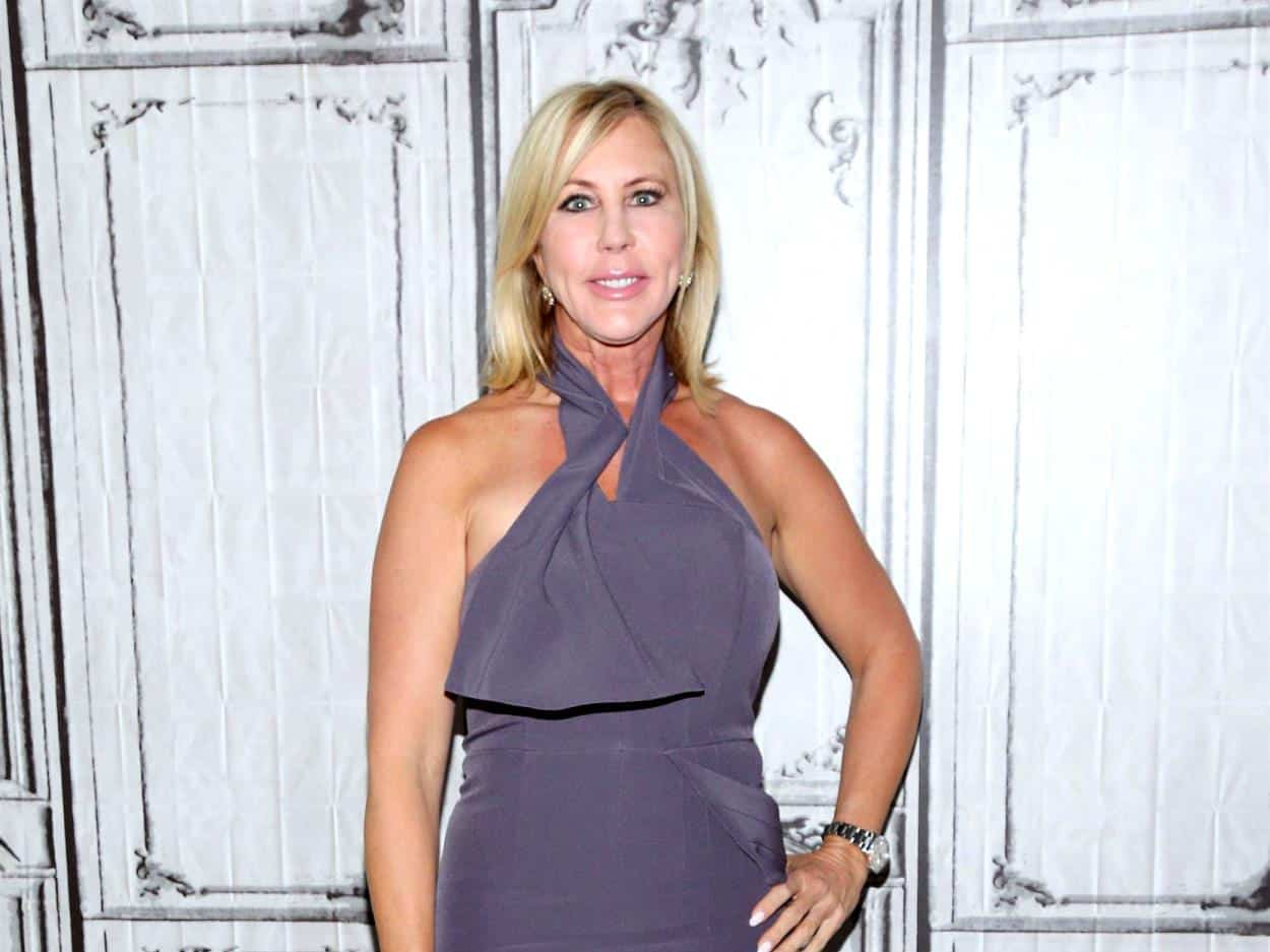 Vicki Gunvalson Reveals Why It Became Tough to Film RHOC and Which Former Co-Star She Won't Invite on Her New Podcast