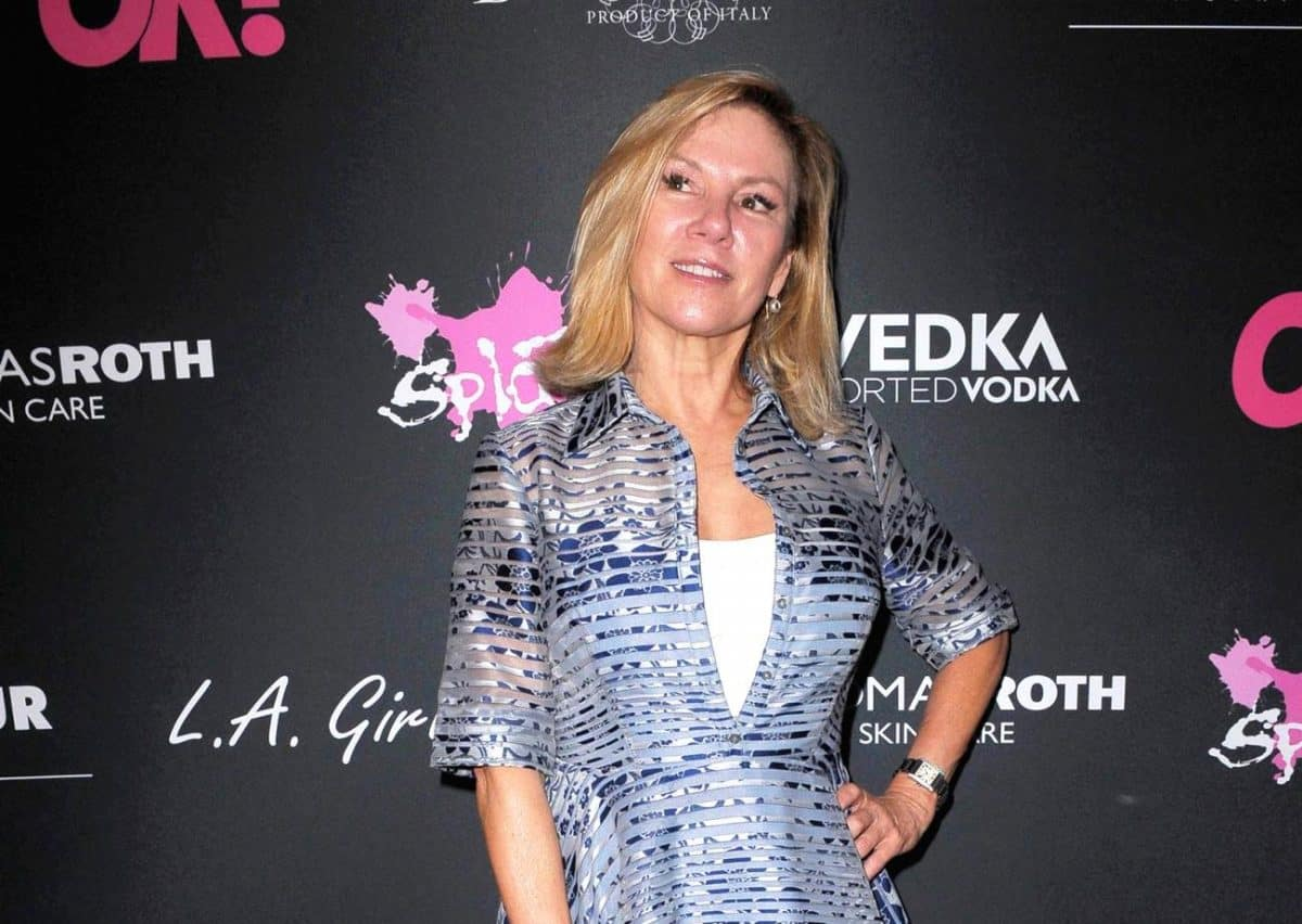 "Real Housewives of New York Star Ramona Singer Left ""Lousy"" Tip at Restaurant"