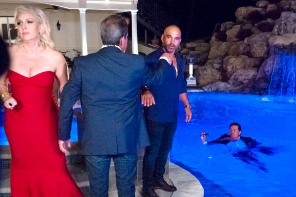 The RHONJ Finale Recap: Margaret and Joe Throw Marty Into a Pool!