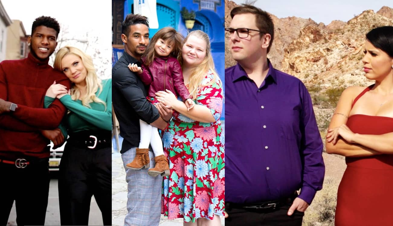 90 Day Fiance New Season 2019 PHOTOS: Meet Cast of TLC's 90 Day Fiance Happily Ever After Season 4!