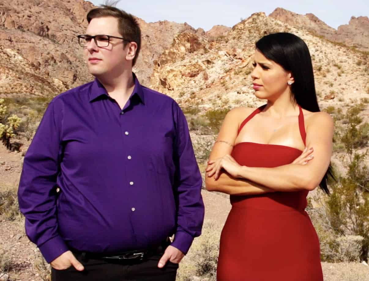 90 Day Fiance Happily Ever After Season 4 Colt Johnson and Larissa Dos Santos Lima
