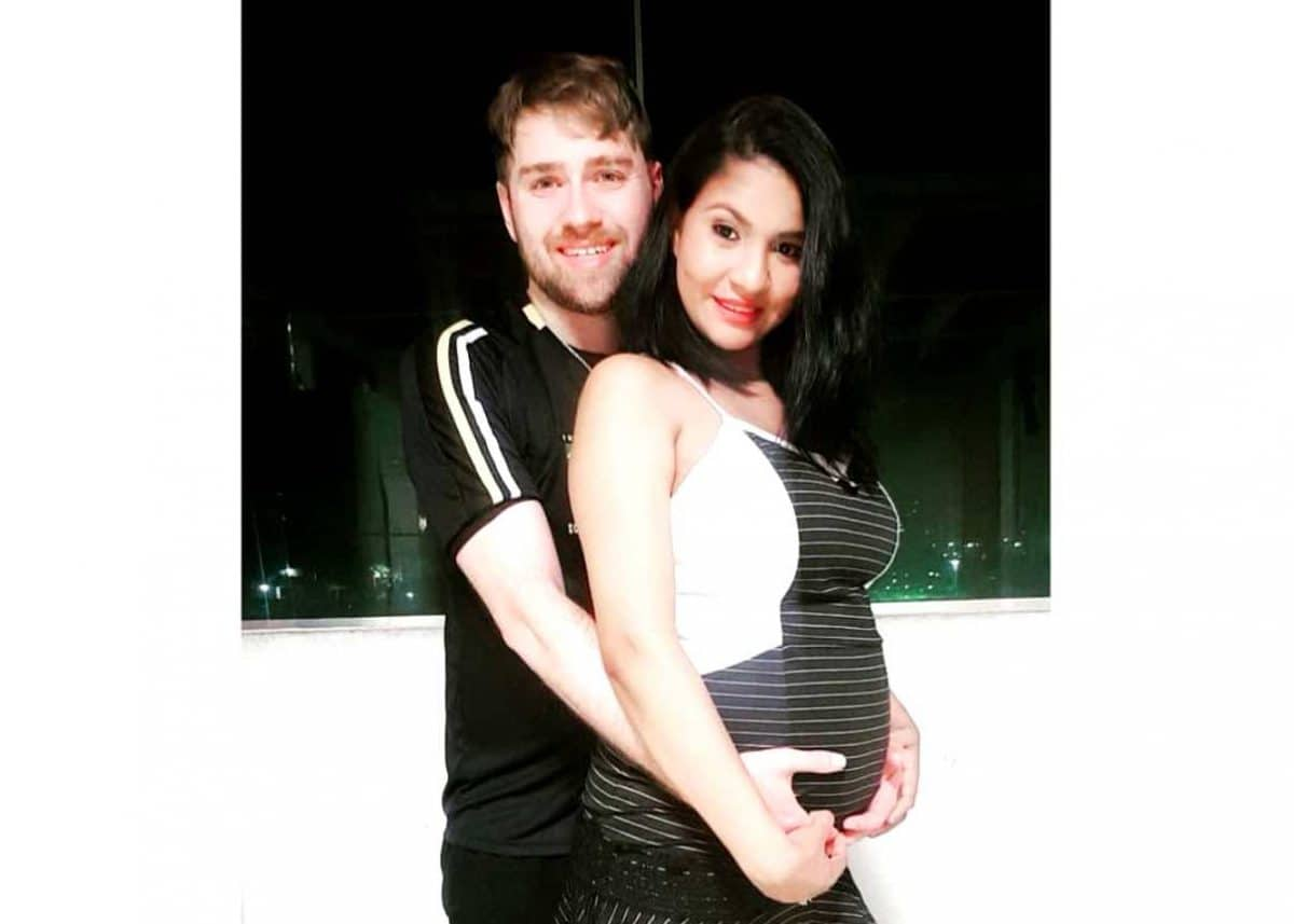 90 Day Fiancé's Karine And Paul Staehle Welcome Son