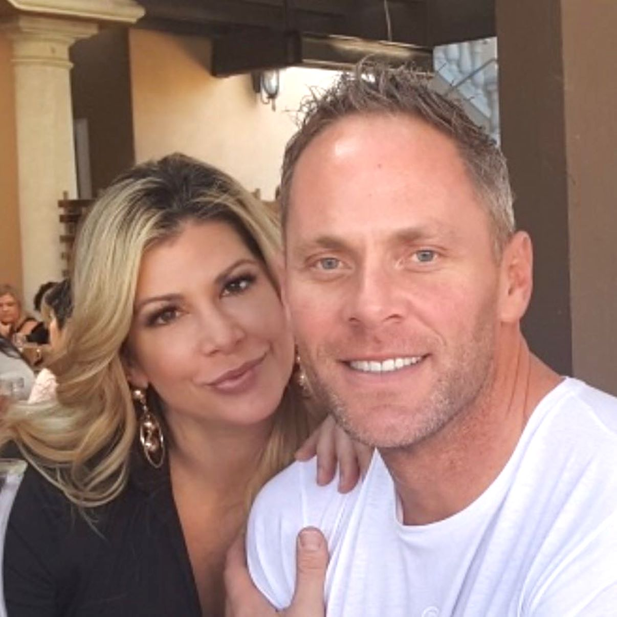 Wife of Alexis Bellino's Boyfriend Andy Bohn Implies Alexis Interfered with Attempts to Fix Marriage