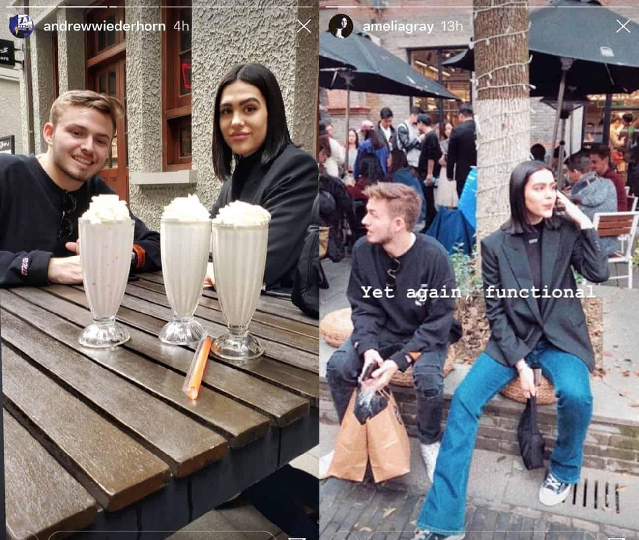 Amelia Gray Hamlin Boyfriend Mercer Wiederhorn