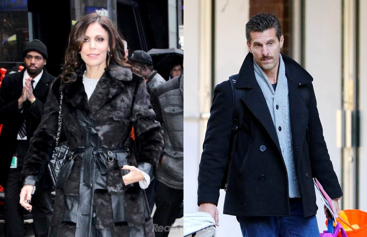 RHONY's Bethenny Frankel Threw Water on Ex Jason Hoppy as He Slept, Boyfriend Walked Out of Shower in Front of Daughter