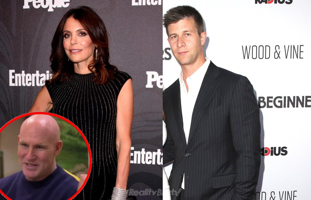 RHONY's Bethenny Frankel Began Dating Boyfriend Paul Bernon a 'Year and a Half Ago,' Plus New Details About Dennis' Death