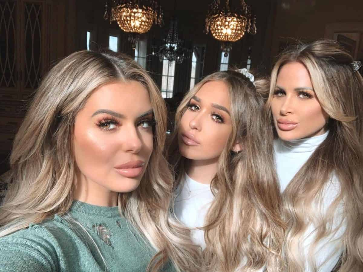 Don't Be Tardy's Kim Zolciak Slams Haters for Judging Her Kids