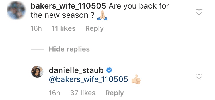Danielle Staub Confirms Return to RHONJ