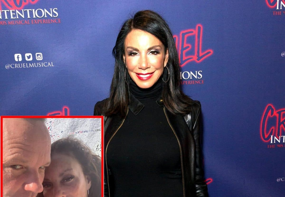 Are RHONJ's Danielle Staub And Fiancé Oliver Maier Still Together After Their Cancelled Wedding?