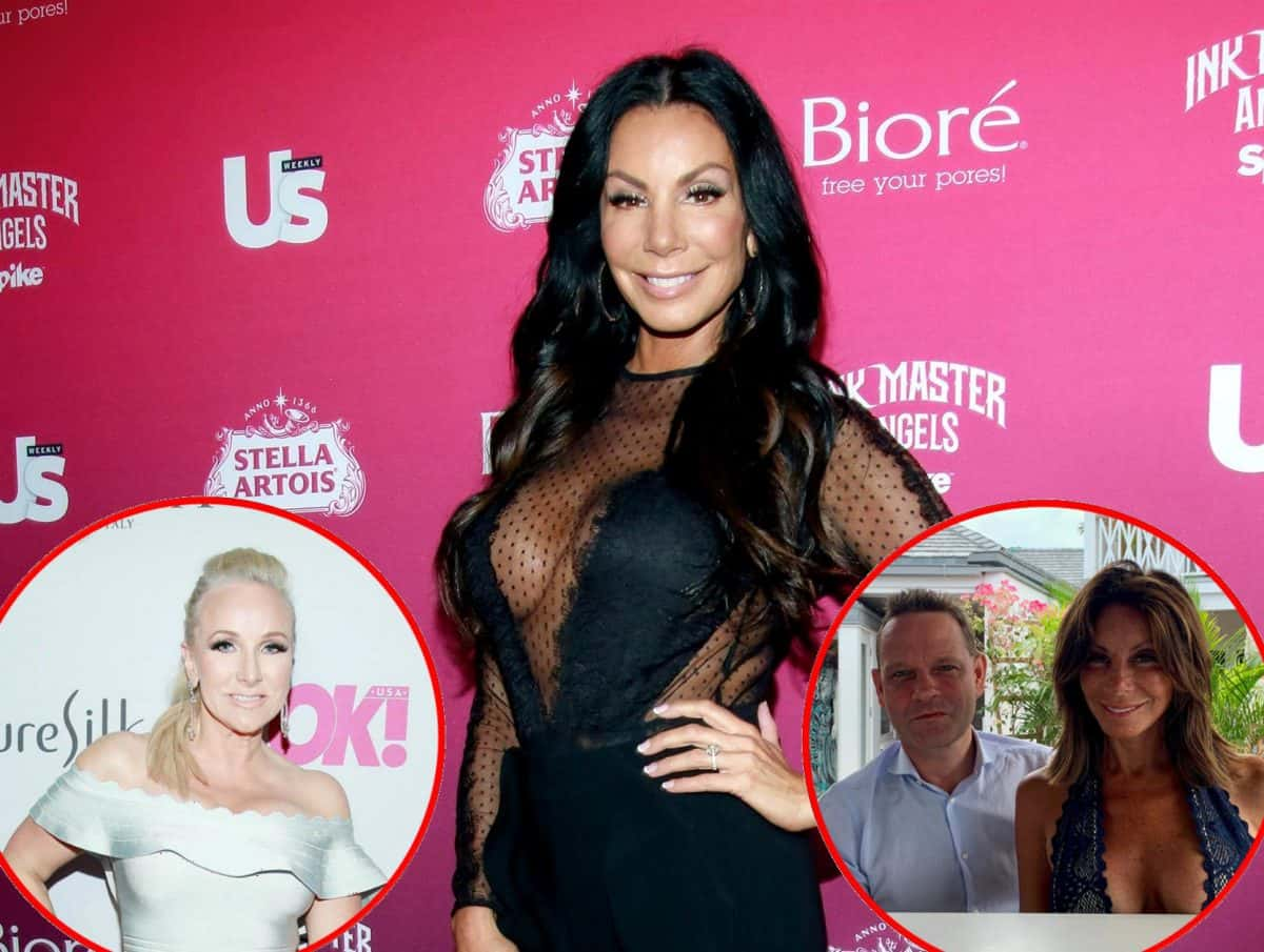 RHONJ's Margaret Joseph Throws Shade at Danielle Staub's Wedding Announcement to Oliver Maier