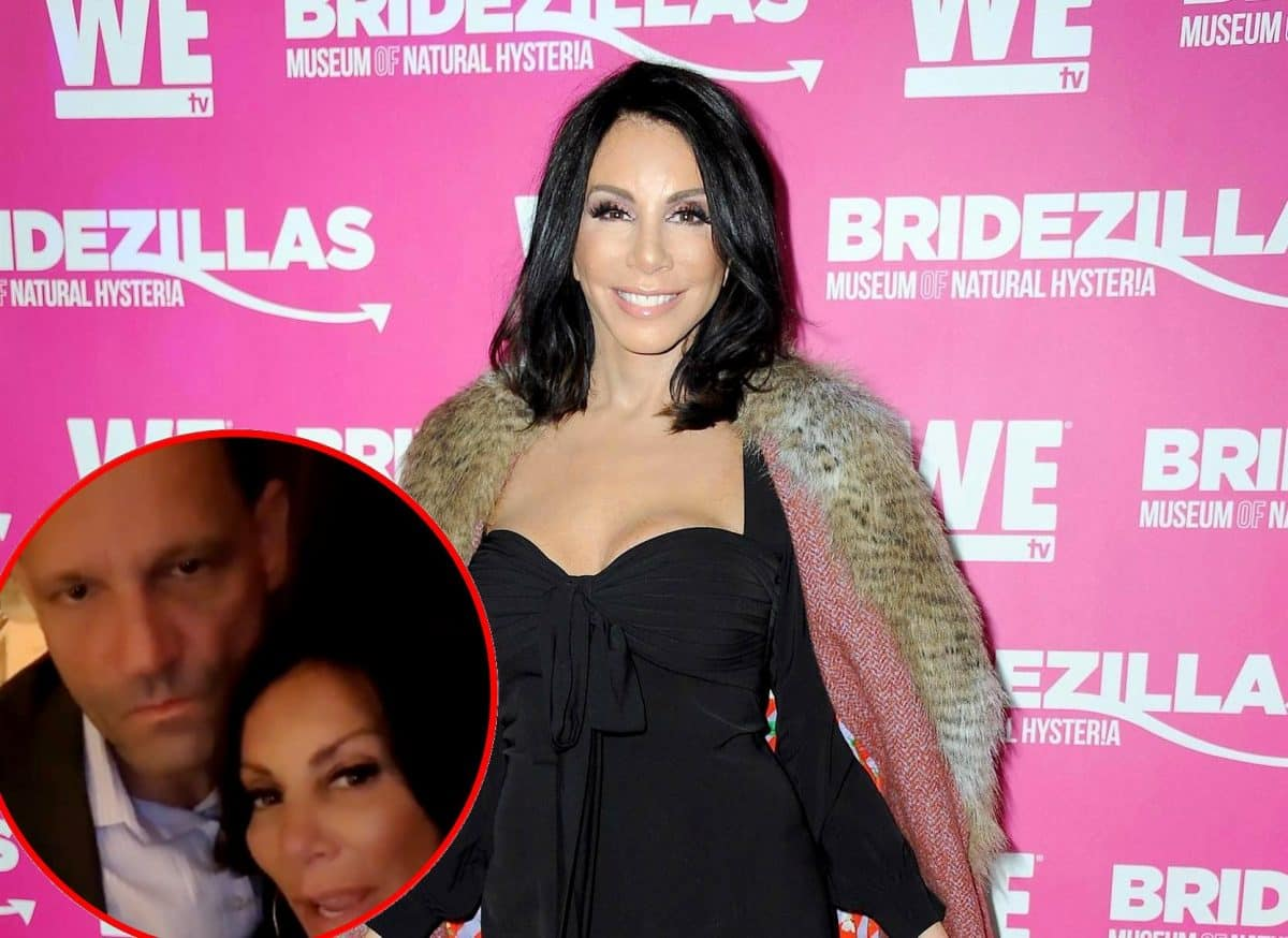 Danielle Staub Reveals If She's Returning to RHONJ for Season 10! Plus Is She Drugging Fiancé Oliver Maier and Isolating Him from Family While Spending His Money?