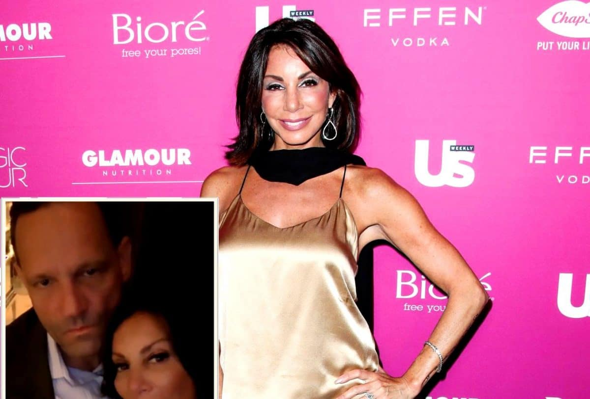 RHONJ's Danielle Staub Posts Strange Video with Fiance Oliver Maier to Deny Split