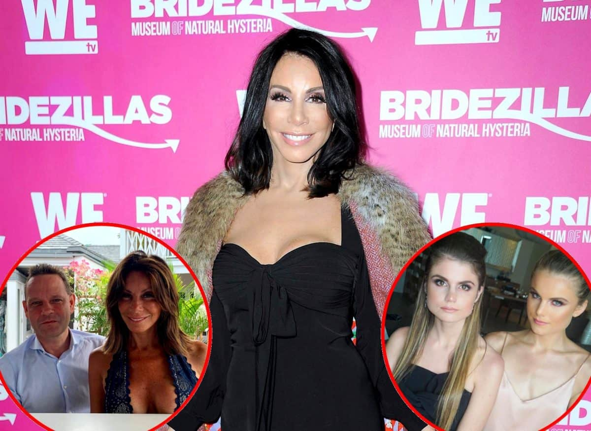 RHONJ Danielle Staub's Wedding Might Not Happen Due to her Daughters