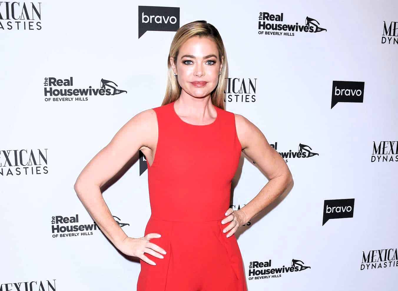 Did Denise Richards Behave Like a Diva While Filming the RHOBH? Cast Reportedly Wants Her 'To Quit'
