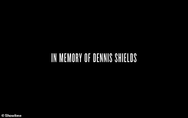 Dennis Shields Billions Dedication