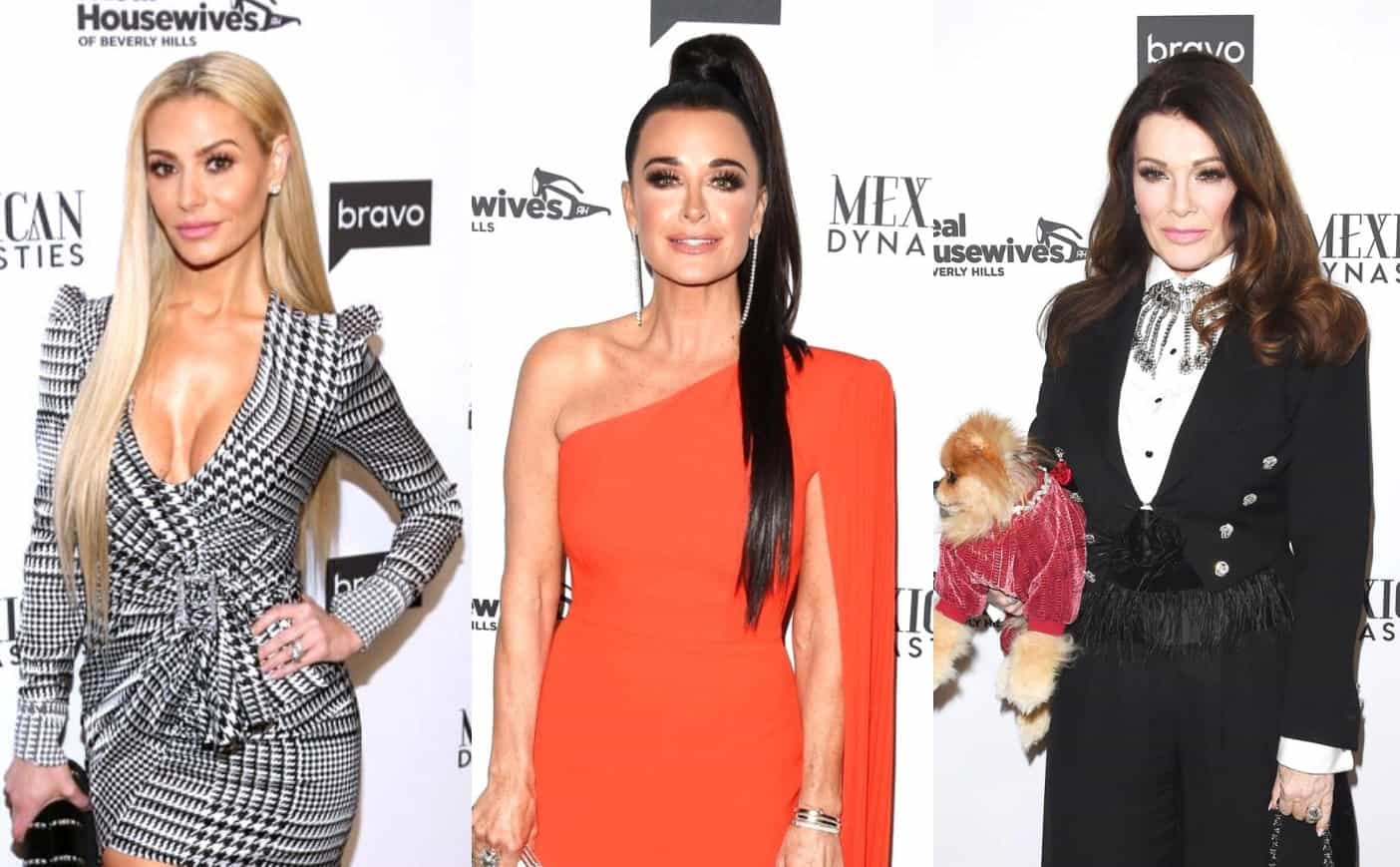 "RHOBH's Dorit Kemsley Slams Kyle Richards as a ""Mean Girl"" and Accuses Lisa Vanderpump of Betraying Her"