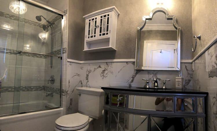 RHONJ Gabby Aydin Bathroom