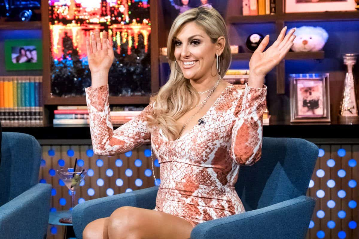 RHOC Star Gina Kirschenheiter's Arrest Warrant Over Misse Is Withdrawn