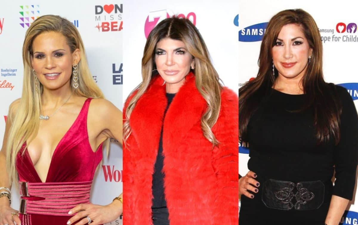 RHONJ's Jackie Goldschneider Implies Teresa Giudice's Already Moving on from Husband Joe Amid His Deportation