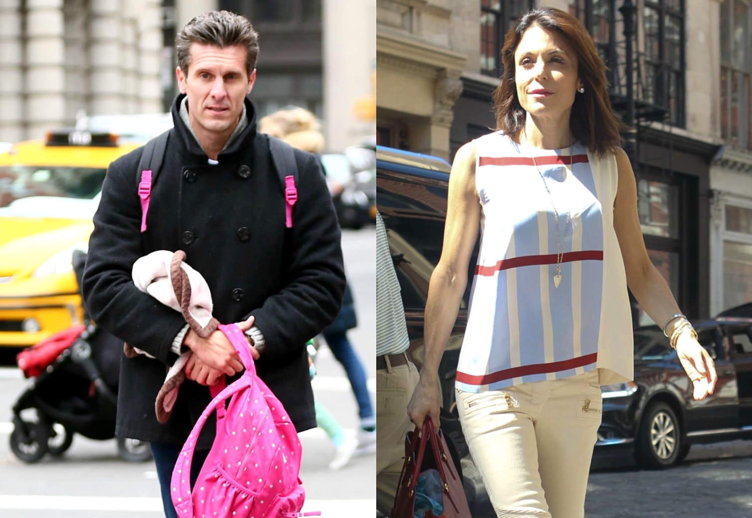 RHONY's Bethenny Frankel & Jason Hoppy's Text Messages Exposed In Court, She Slams Him as a 'Deadbeat'