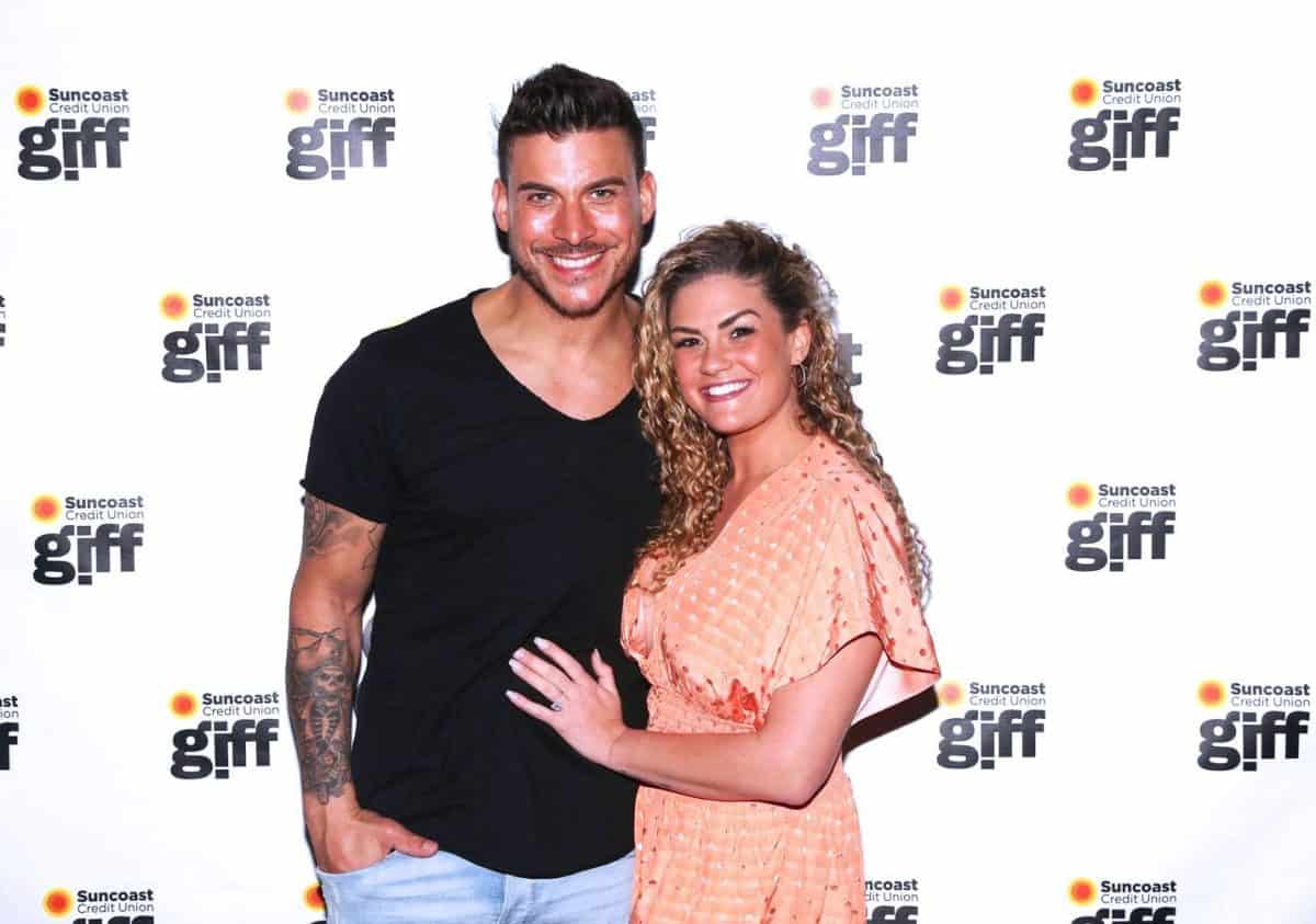 REPORT: Jax Taylor And Brittany Cartwright's Wedding Will Air On Vanderpump Rules Season 8