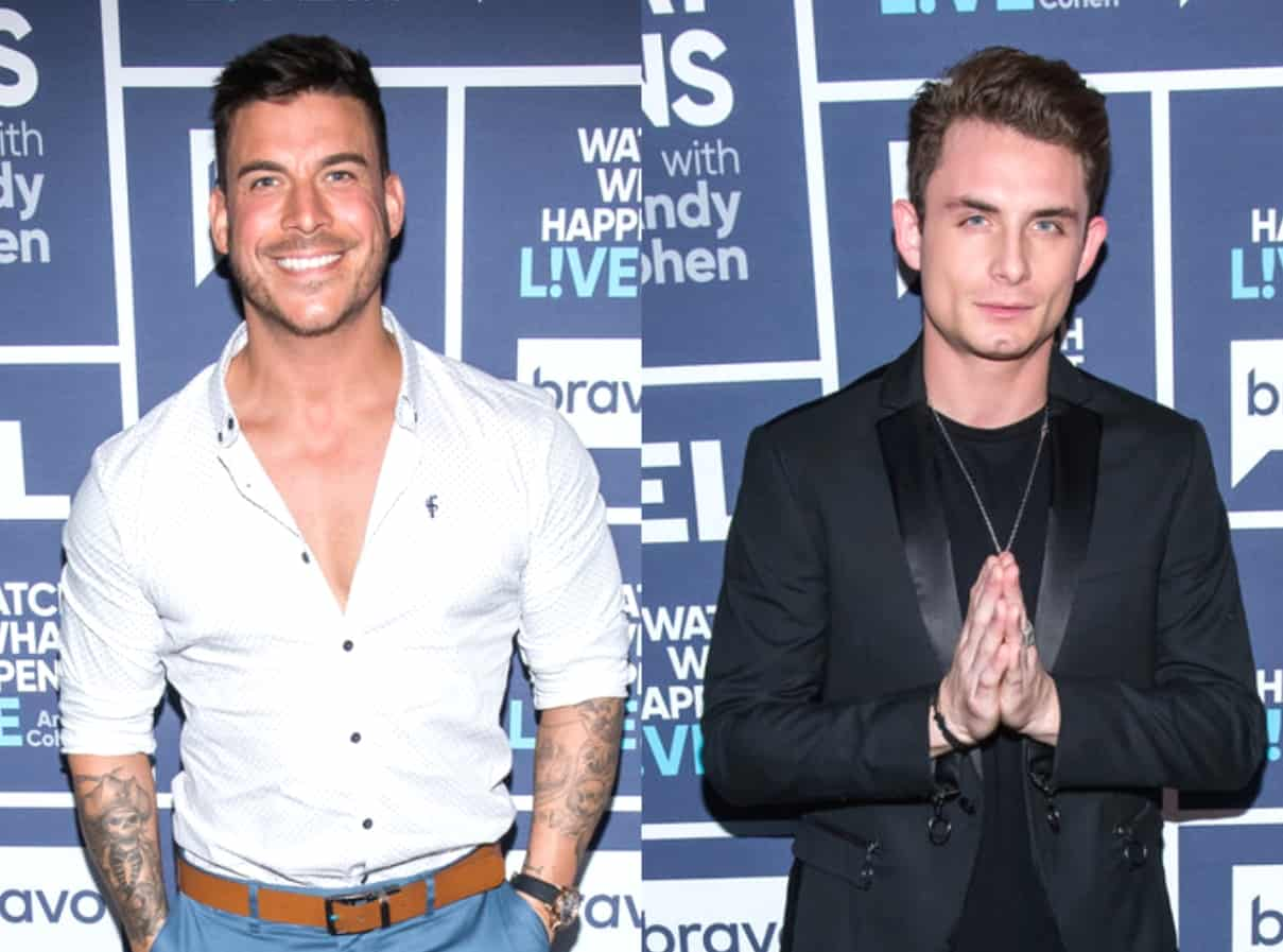 Vanderpump Rules Star Jax Taylor Shares Update on His Relationship With James Kennedy