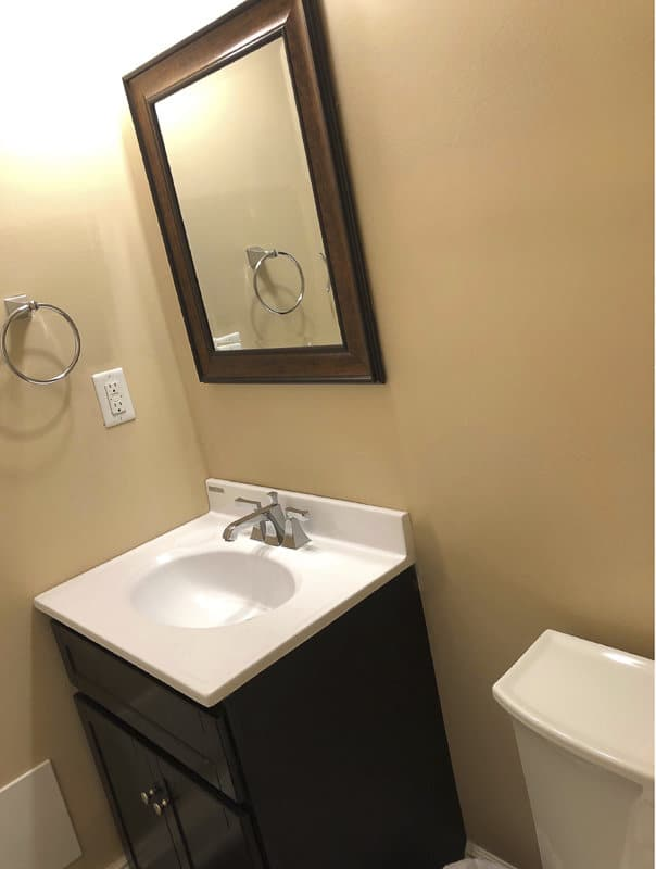 RHONJ Jennifer Aydin Sub-Basement Bathroom