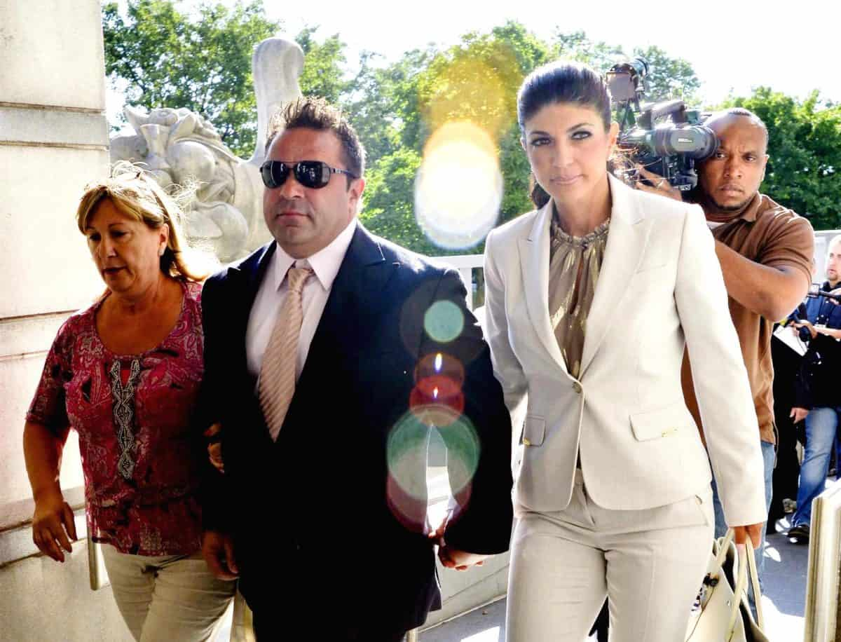 RHONJ's Joe Giudice Released from Prison and Transferred to Immigration Detention Center