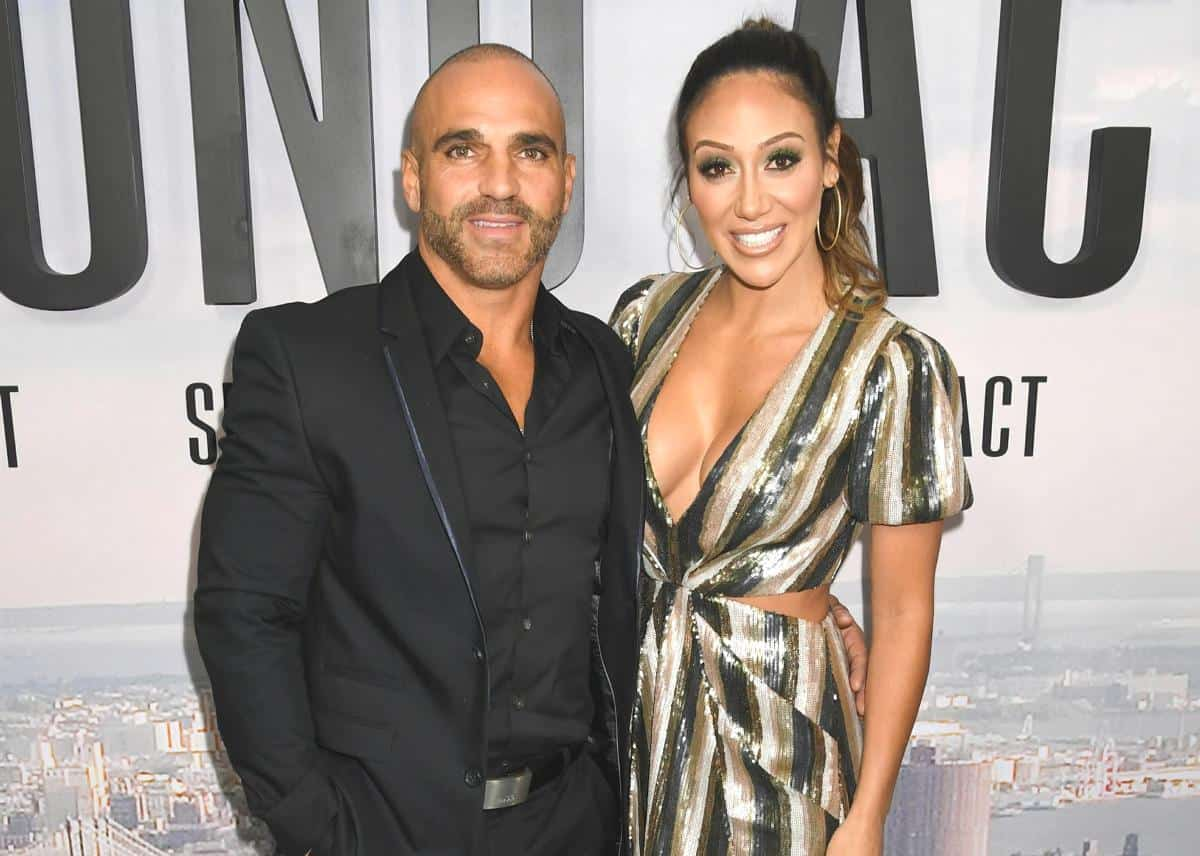 RHONJ's Joe Gorga Reveals 'Wild' Bedroom Secrets About His Sex Life with Wife Melissa Gorga in New Book!