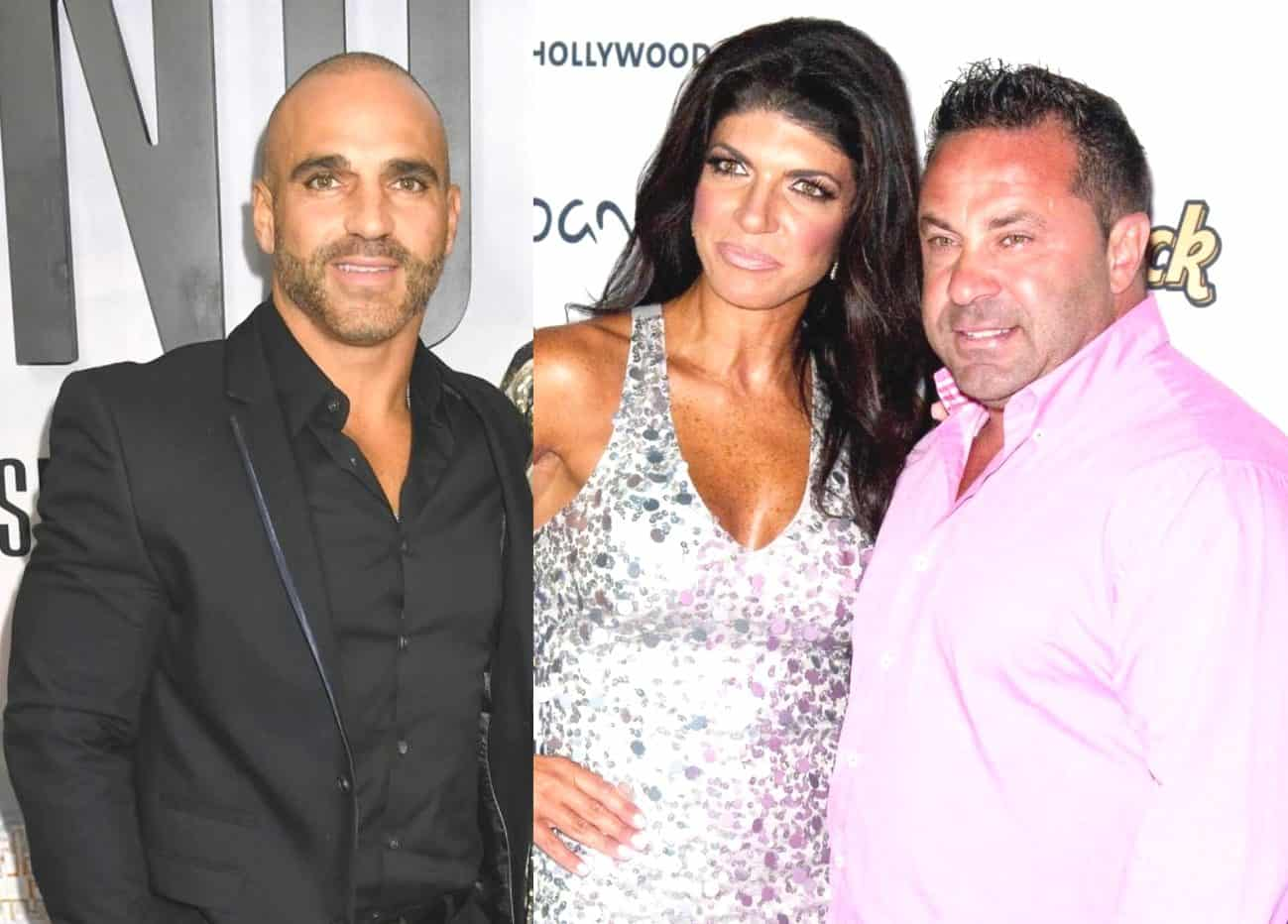"RHONJ's Joe Gorga Reveals Why Joe Giudice Is ""Miserable"" at Ice Detention, Says Teresa Giudice 'Broke Down'"