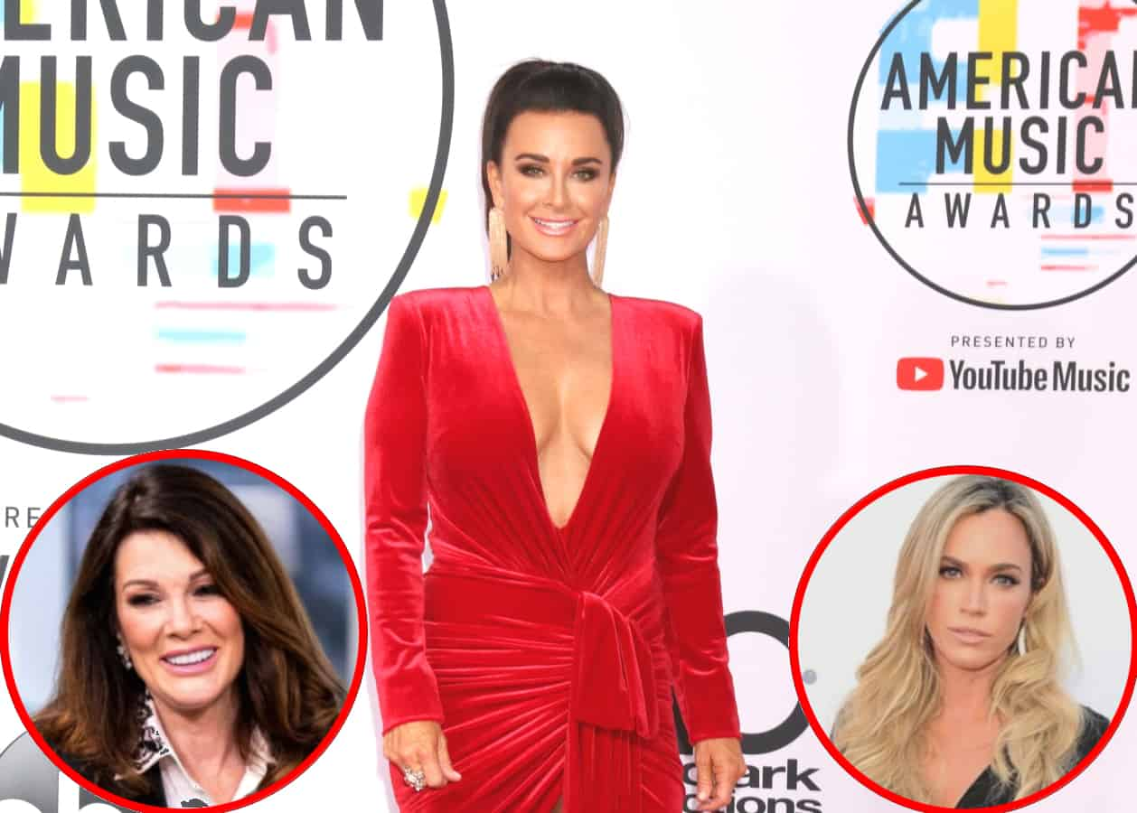 Is This Video Proof Kyle Richards Knew More About Puppy Gate Than She Let On? Plus RHOBH Live Viewing Thread!