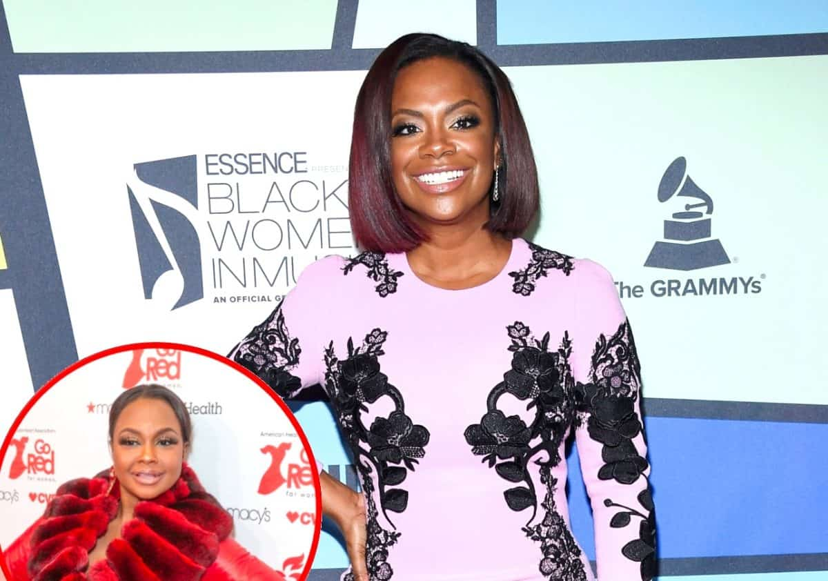 Kandi Burruss Will Quit RHOA If Phaedra Parks Returns, Wants Kenya Moore Back For Season 12