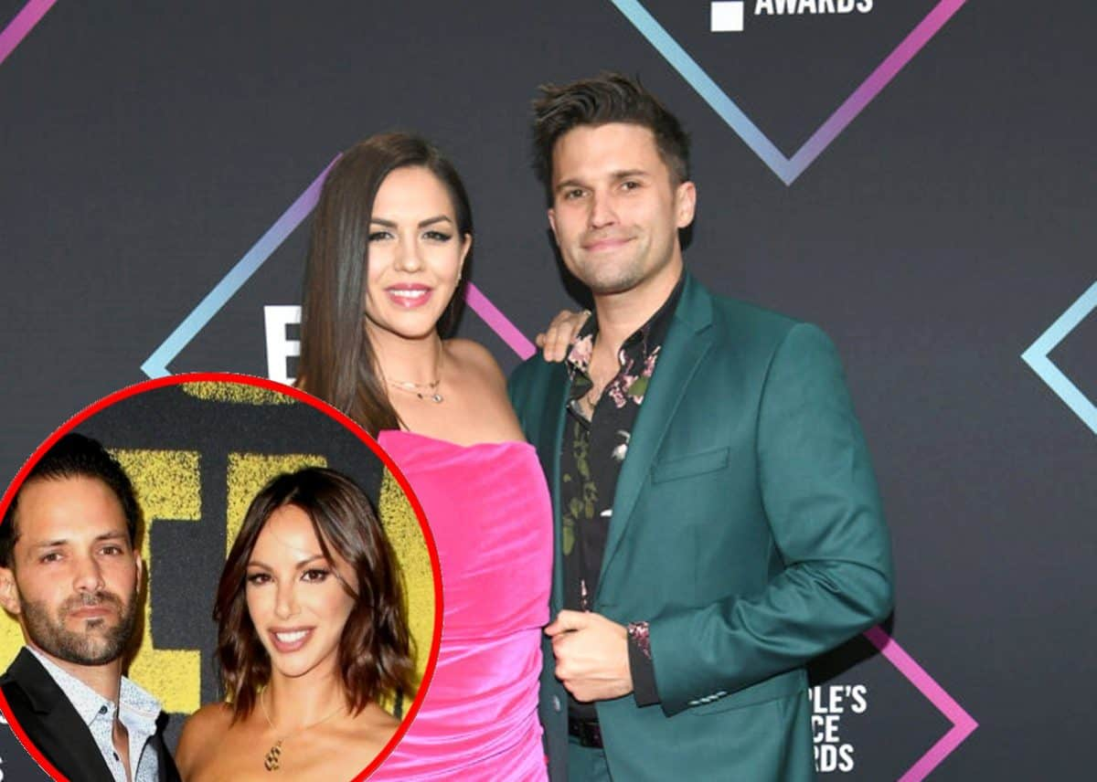 Katie Maloney Reveals She Had Sex With Kristen Doute's Boyfriend, Brian Carter!