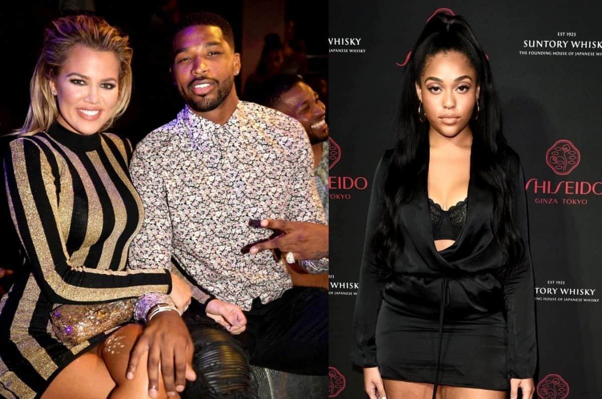 KUWTK Khloe Kardashian Slams Jordyn Woods and Accuses Her of Breaking Up Her Family over Tristan Thompson Fling