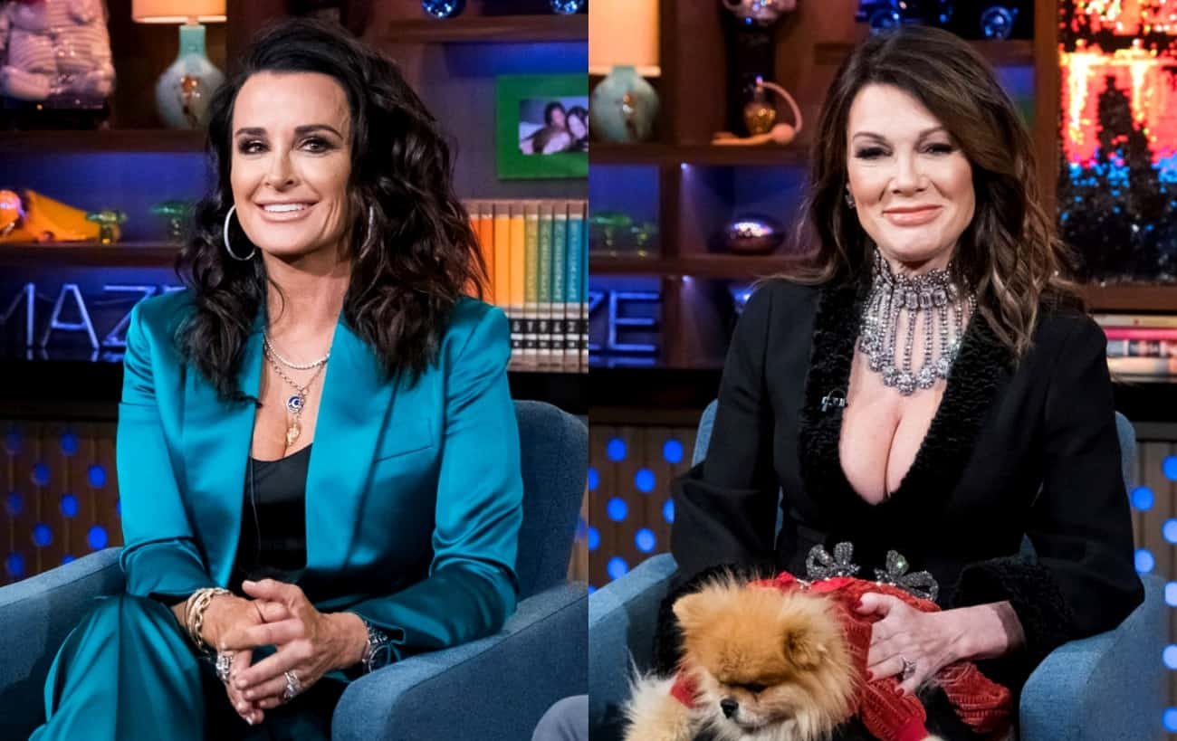 Kyle Richards Shares What Happened After She Recently Reached Out to Lisa Vanderpump, Plus RHOBH Season 9 Reunion Date Revealed!