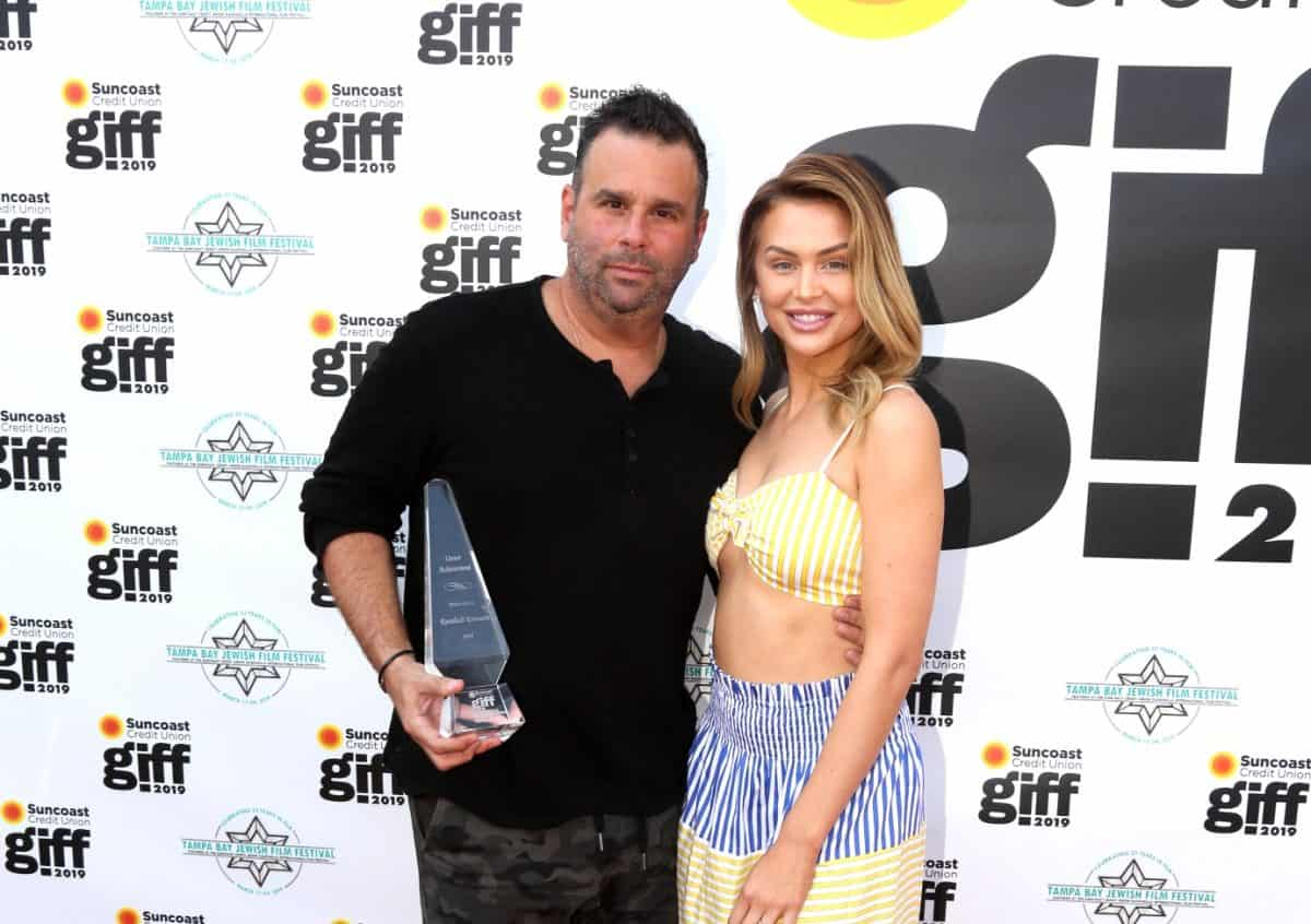 "Lala Kent Explains ""Cryptic"" Message After Deleting Pics of Randall Emmett From Instagram as Randall Denies Breakup With Vanderpump Rules Star and Confirms They Are ""Still Together and Going Strong"""