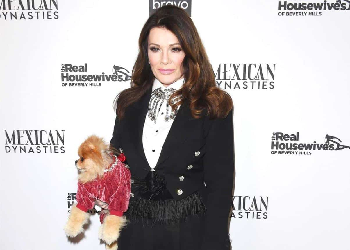 RHOBH's Lisa Vanderpump In Negotiations for Her Own Daytime Talk Show
