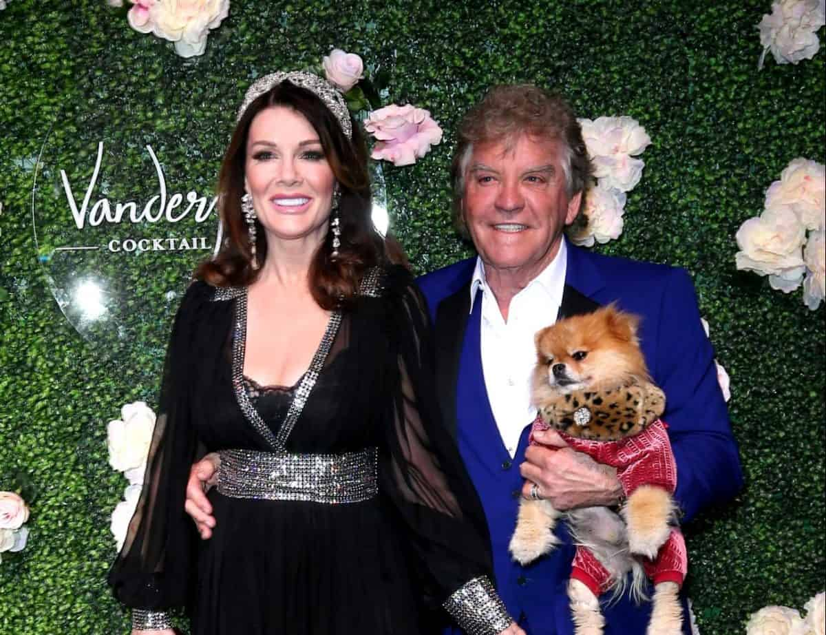 Lisa Vanderpump Spills the Secret to a Happy 37-Year Marriage With Husband Ken Todd