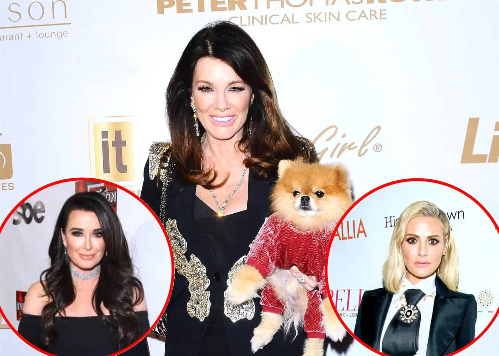 RHOBH's Lisa Vanderpump Reveals Friendship with Kyle Ended Over Lying Claim, 'Careless' Dorit Put Her Charity at Risk