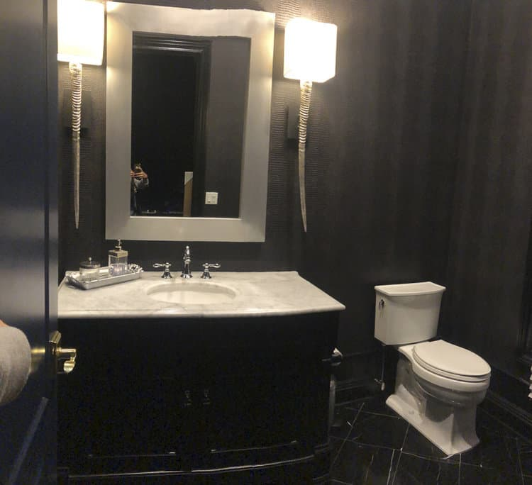 RHONJ Jennifer Aydin Main Powder Room