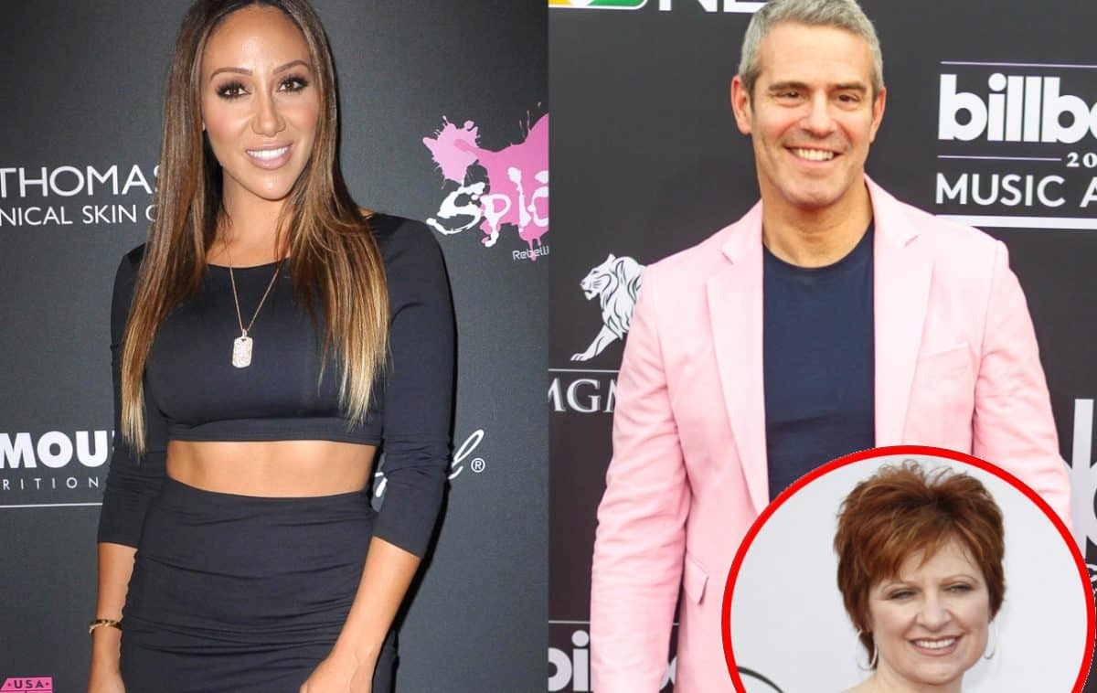 Melissa Gorga Offers Update on Search for 'Third Sister' Plus Andy Cohen Reveals If Caroline Manzo Will Return to RHONJ