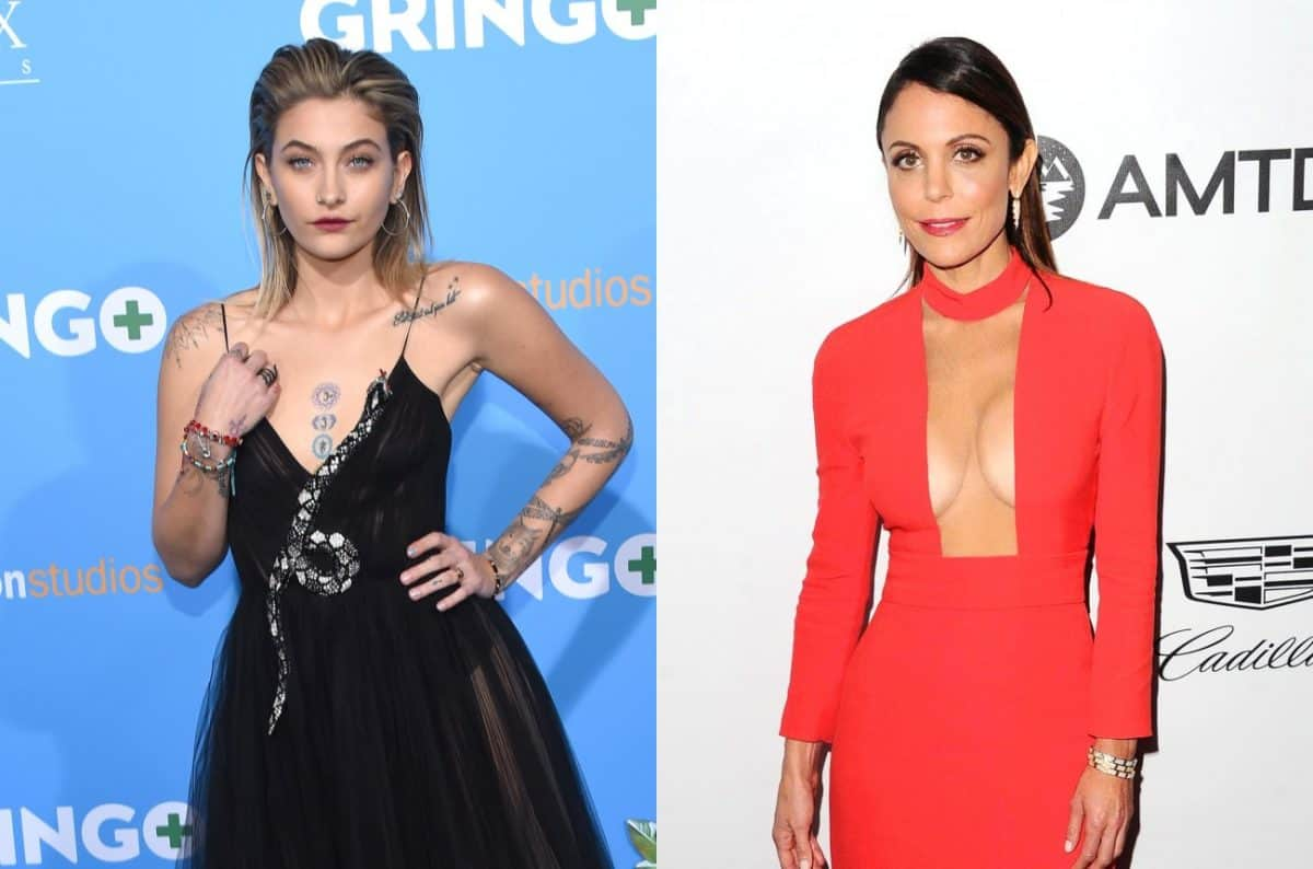 Paris Jackson Blasts Bethenny Frankel for Tweet About Her Alleged Suicide Attempt, See the RHONY Star's Deleted Tweets