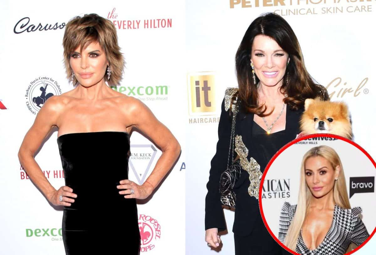 Is RHOBH's Lisa Rinna 'Bitter' over Lisa Vanderpump's New Show Because She Wants a Spinoff with Harry? Plus Find Out If Dorit is Open to Reconciling with Vanderpump