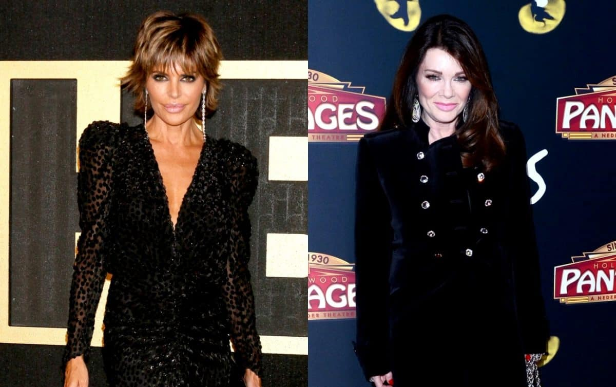 Lisa Rinna Says RHOBH Contract Requires Lisa Vanderpump to Attend Reunion and Reveals If She Wants Her Fired, Plus She Claps Back at Critics on Twitter