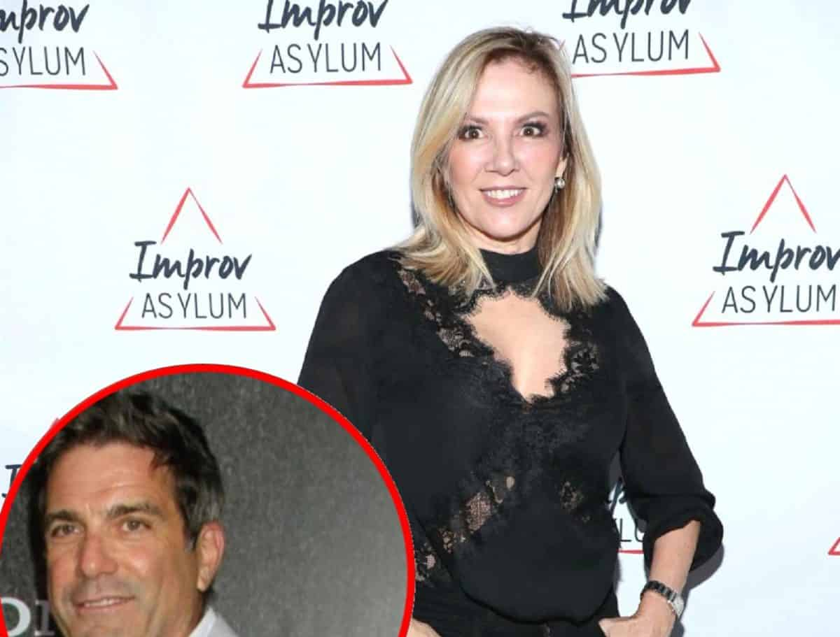 Ramona Singer Dishes On Ex-Husband Mario's RHONY Return, Offers An Update On Their Relationship