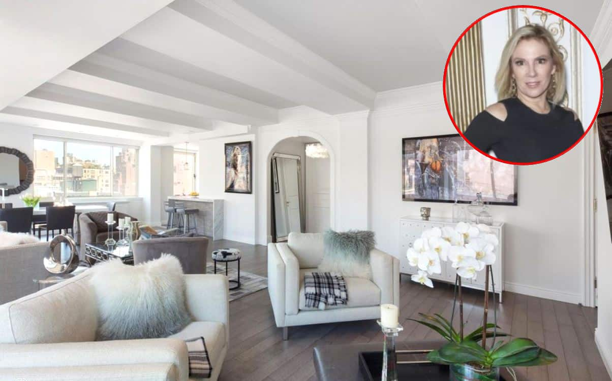 RHONY's Ramona Singer Re-Lists Condo And Drops Price To $4.595 Million, Plus See Pics!