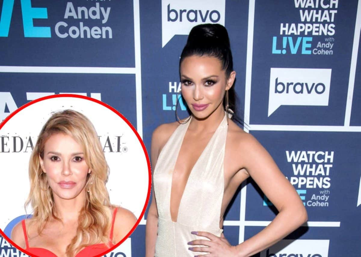Scheana Marie Reveals Why Brandi Glanville 'Needs' to Return to RHOBH