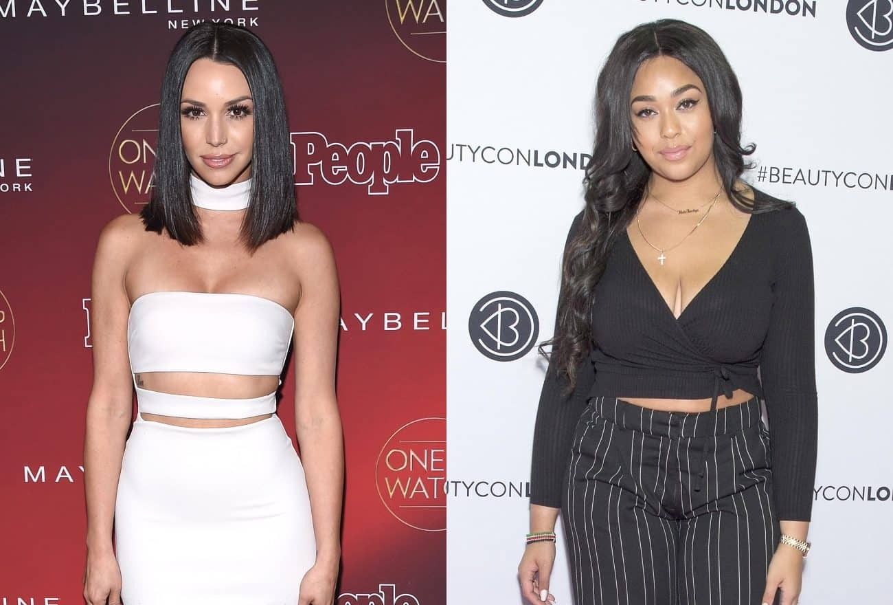 Vanderpump Rules' Scheana Marie Says She Has No Respect For Jordyn Woods