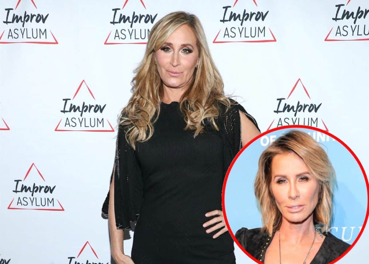 EXCLUSIVE: RHONY's Sonja Morgan Reveals Why She Doesn't Keep in Touch with Carole Radziwill, Addresses College Cheating Scandal and LuAnn de Lesseps' Sobriety